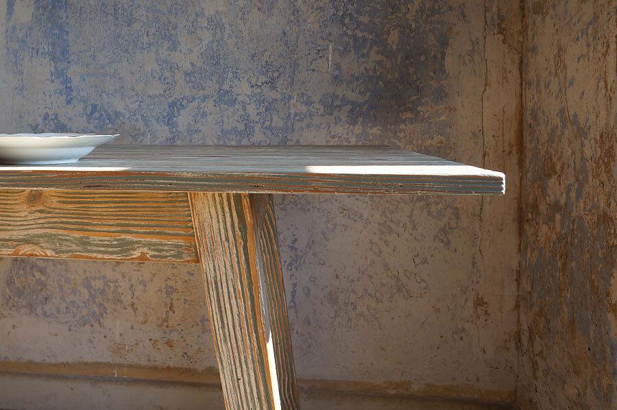 Solenn Design Tisch Knorke 03 FB047 Zarge